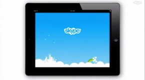 Skype For iPad Has Arrived