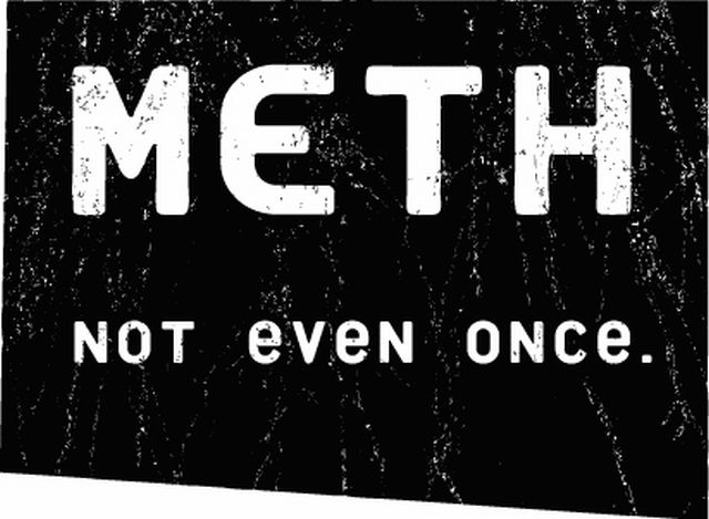 Meth Project Logo