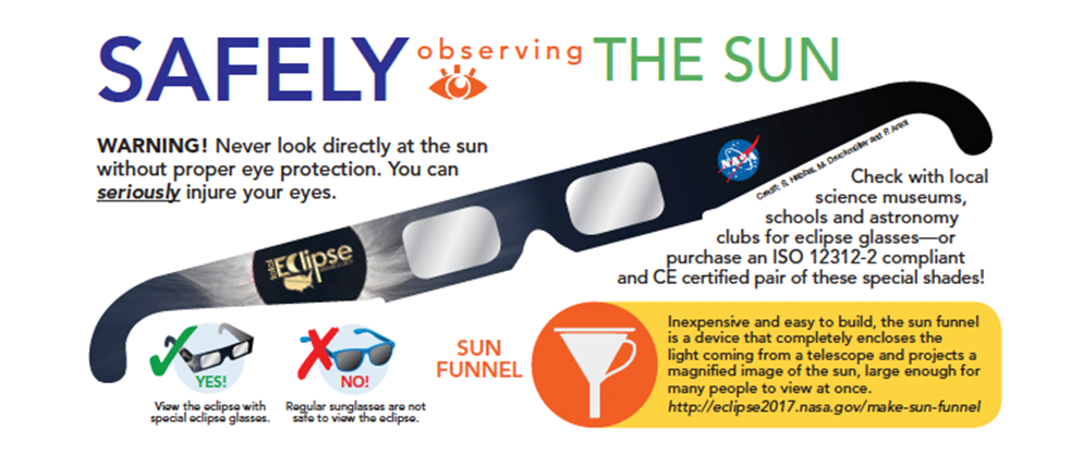 Eclipse safety for What happens if you don t wear solar eclipse glasses